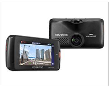 >KENWOOD(ケンウッド)DRV-630 駐車監視録画