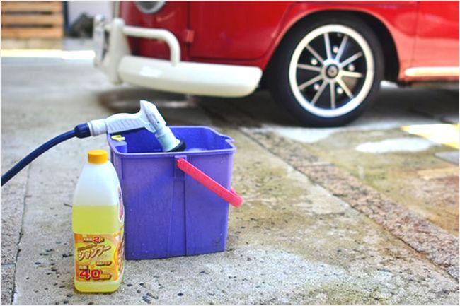 手洗い洗車 オートバックス