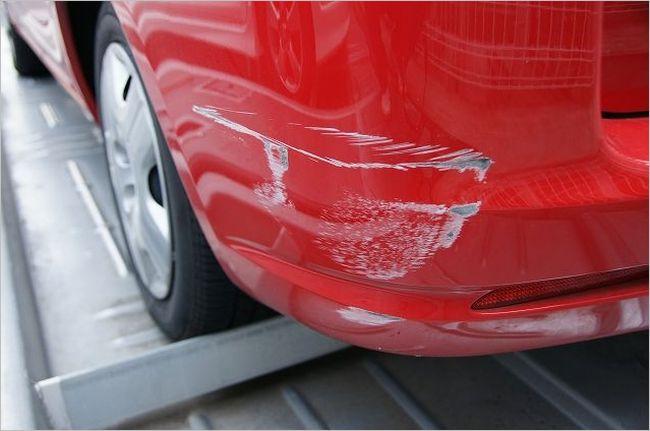 車の傷消し
