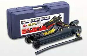 油圧式 ジャッキ 2t ローダウン対応