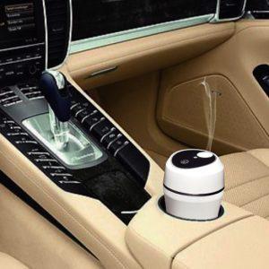 車内 加湿器
