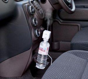 車の乾燥対策
