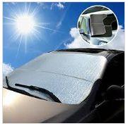 フロントガラス凍結防止シート リバーシブル