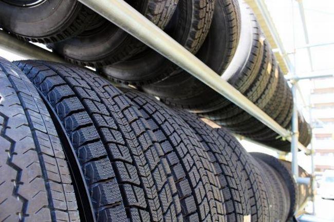 タイヤ 保管サービス
